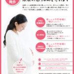 風しん予防啓発ポスター